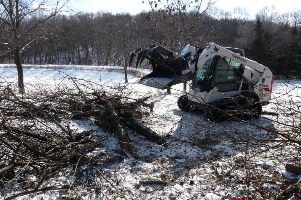 Land Clearing in Tonganoxie, KS