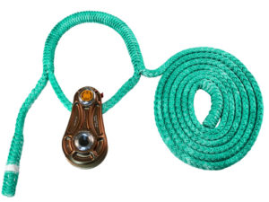 Large Arborist Rigging Block Pulley
